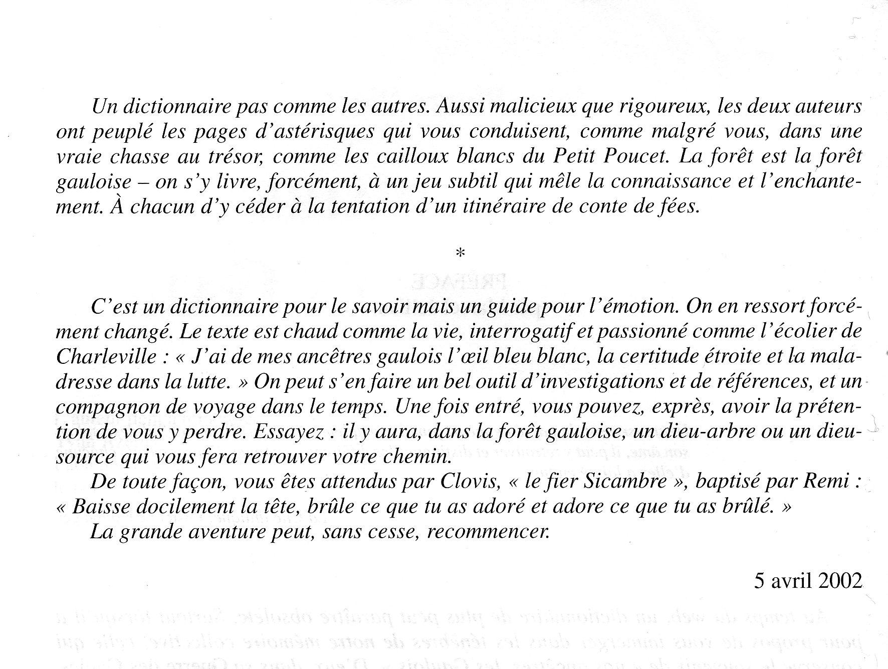 Preface Marcel Julian suite